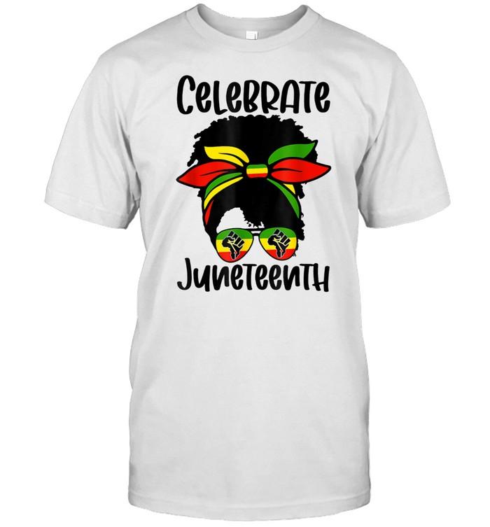 Juneteenth Ancestors Black African American Flag Pride shirt Classic Men's T-shirt