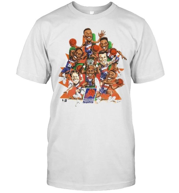 Devin Booker Jersey The Valley shirt Classic Men's T-shirt