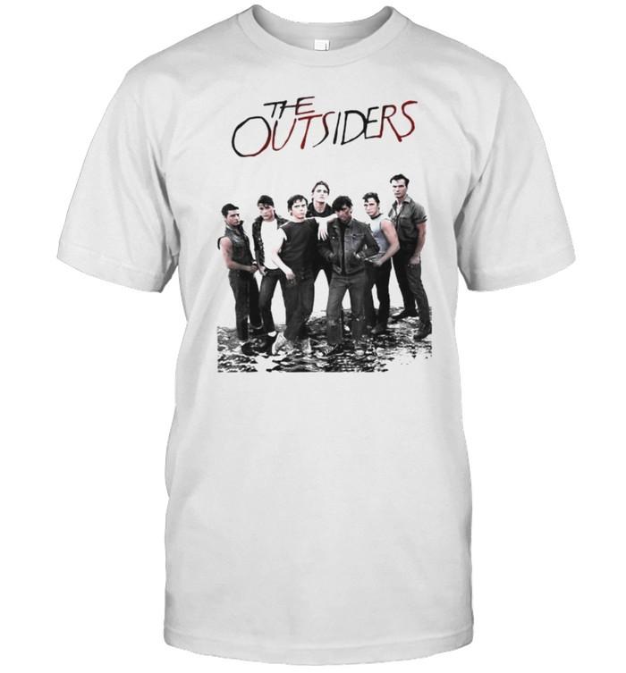 The outsiders For Men T- Classic Men's T-shirt