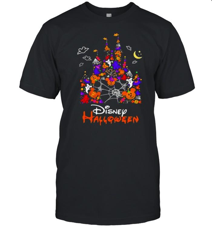 Disney halloween pumpkin ghost shirt Classic Men's T-shirt