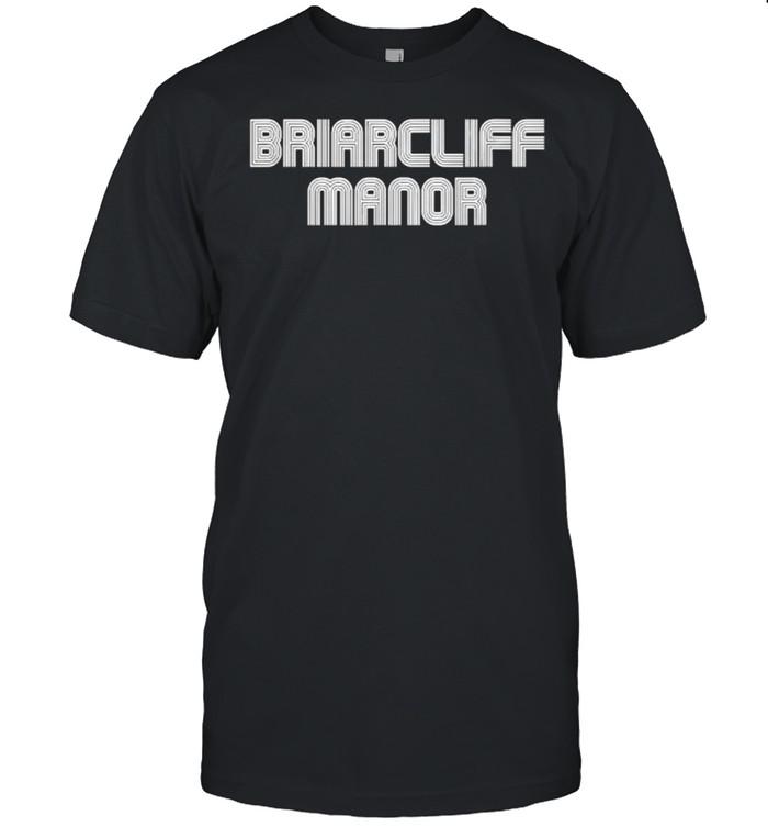 Briarcliff Manor VintageT- Classic Men's T-shirt