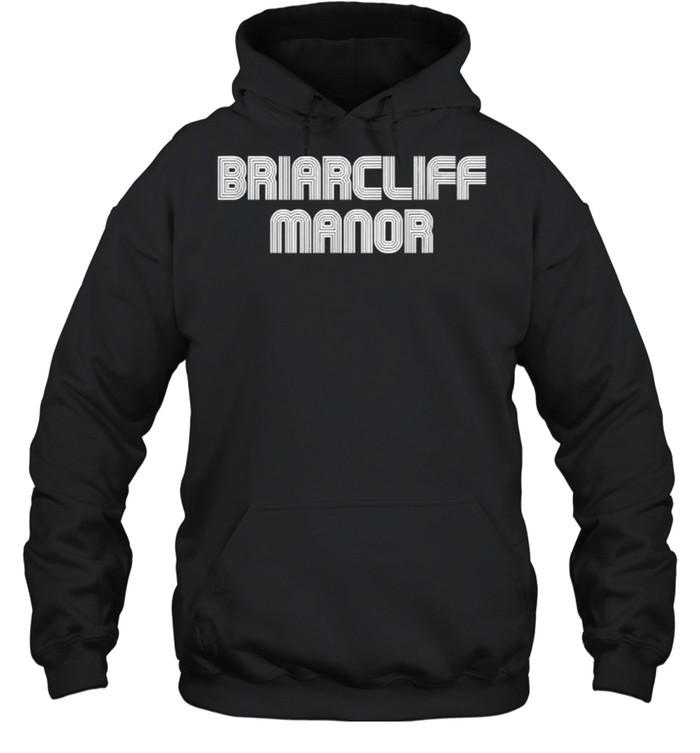 Briarcliff Manor VintageT- Unisex Hoodie