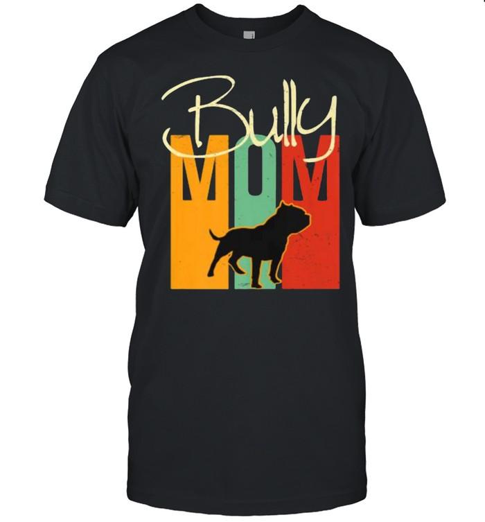 Bully or pitbull vintage T- Classic Men's T-shirt