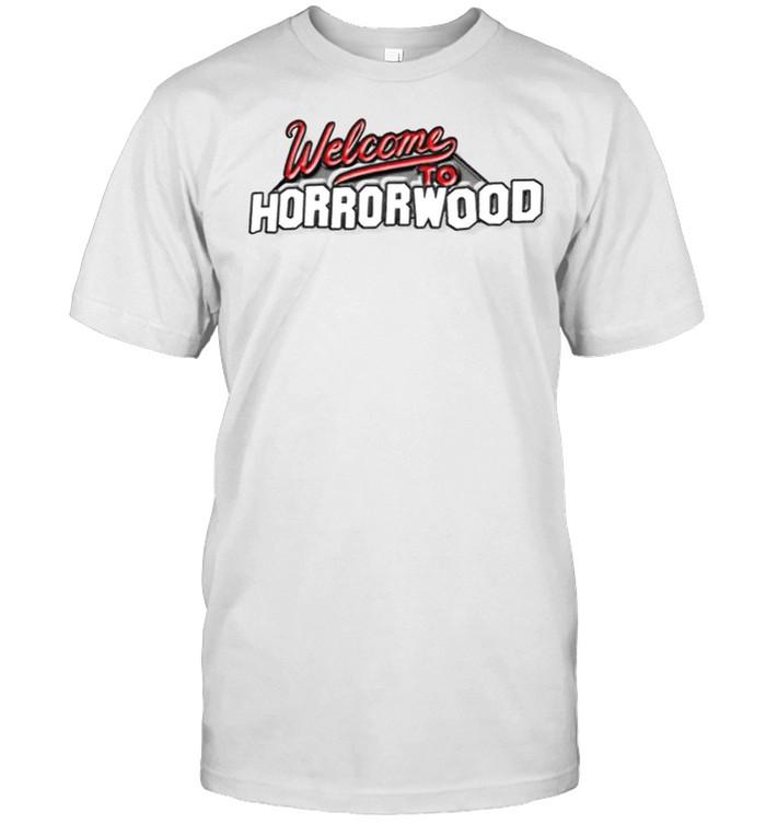 Ice Nine Kills welcome to horrorwood shirt Classic Men's T-shirt