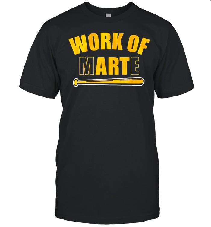 Starling Work of Marte shirt Classic Men's T-shirt