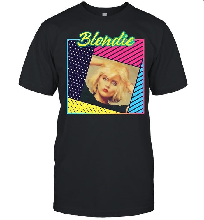 Debbie Harry Blondie Classic Vintage T-shirt Classic Men's T-shirt
