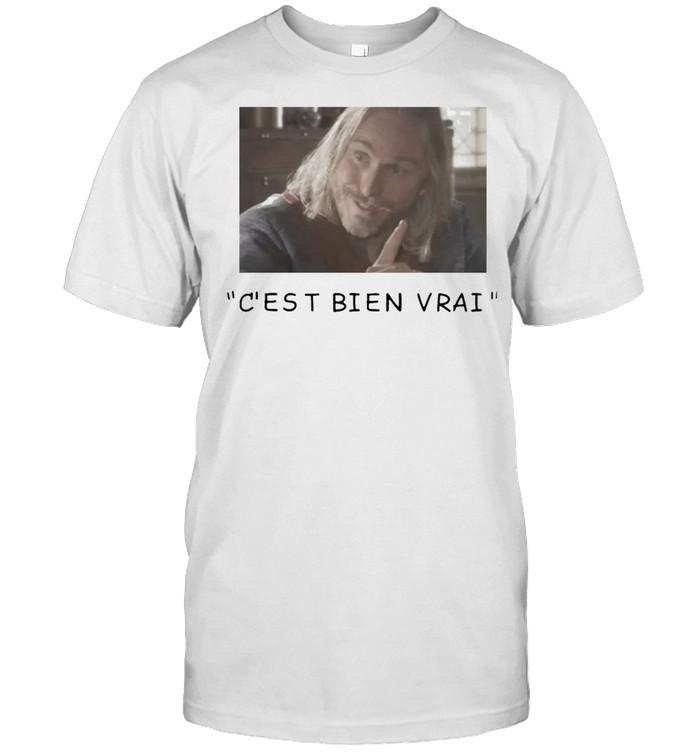 Cest Bien Vrai shirt Classic Men's T-shirt