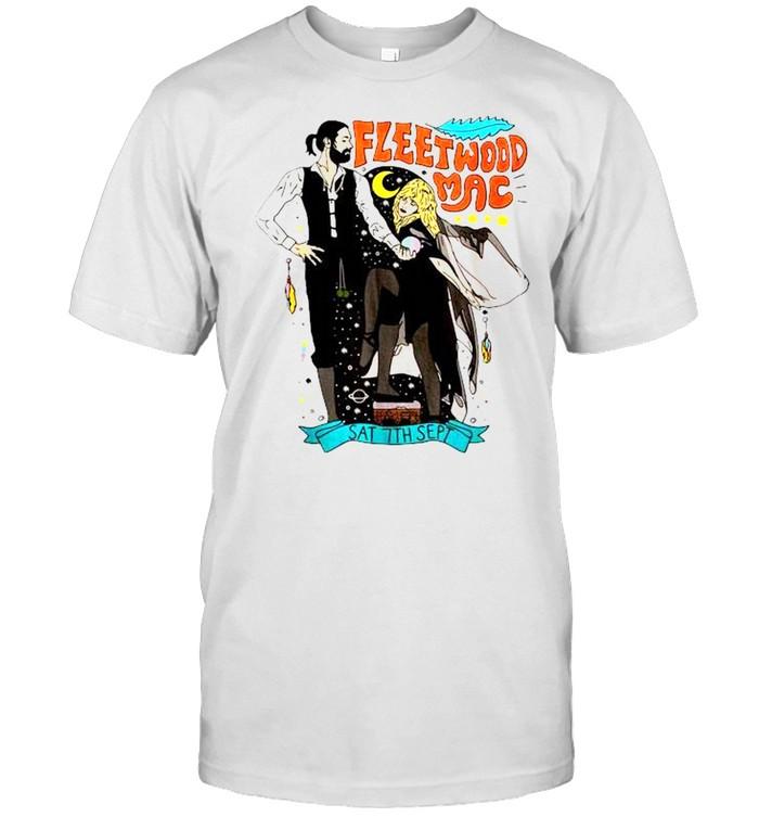 Fleetwood mac sat 7th sep shirt Classic Men's T-shirt