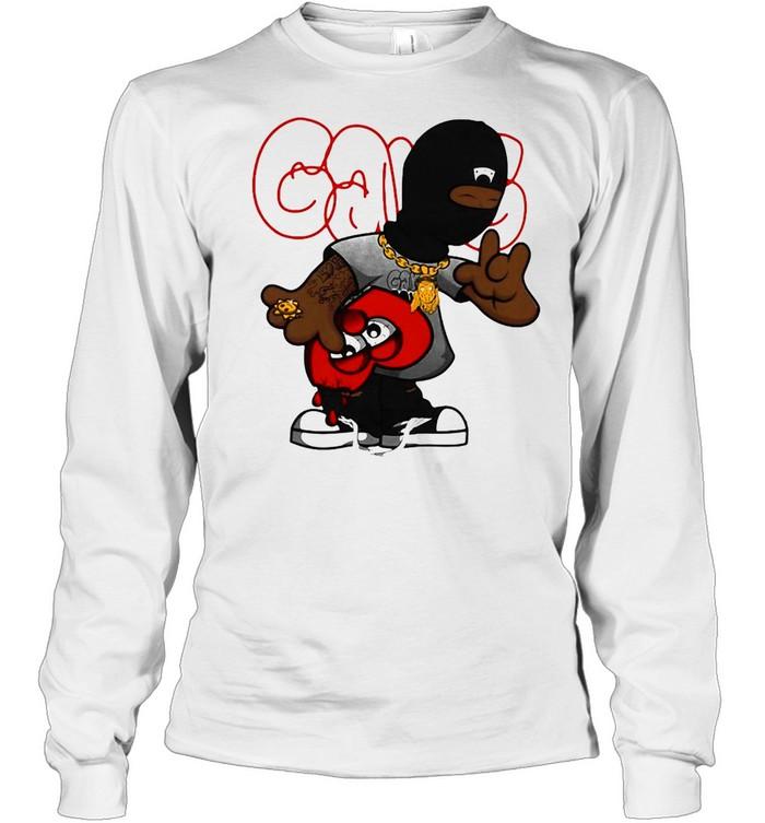 Glo Gang Merchandise T-shirt Long Sleeved T-shirt