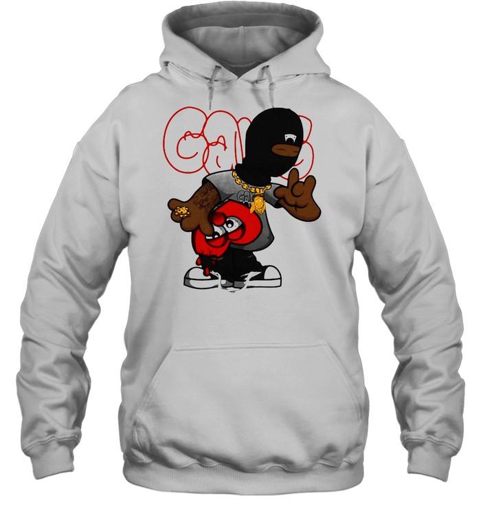 Glo Gang Merchandise T-shirt Unisex Hoodie