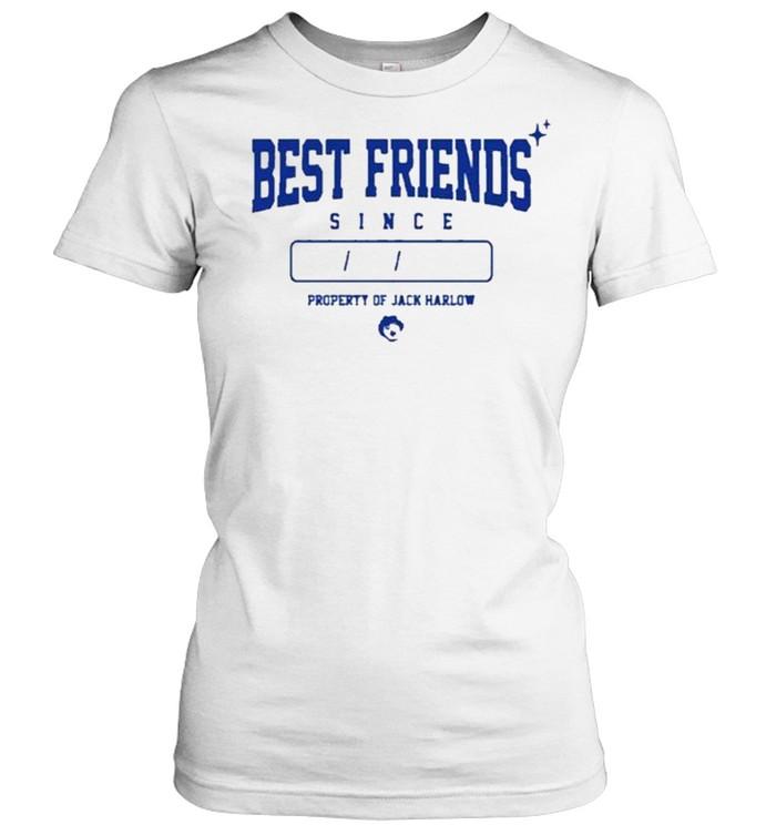 Jack Harlow Already Best Friends T- Classic Women's T-shirt
