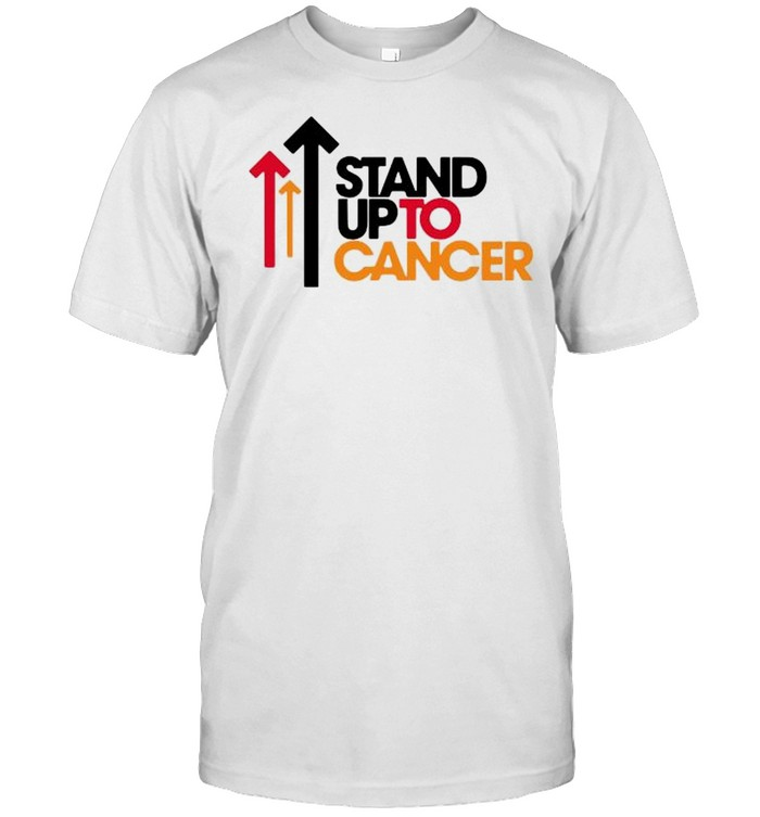 Stand Up To Cancer  Classic Men's T-shirt