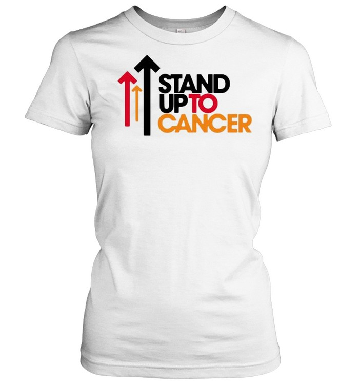 Stand Up To Cancer  Classic Women's T-shirt