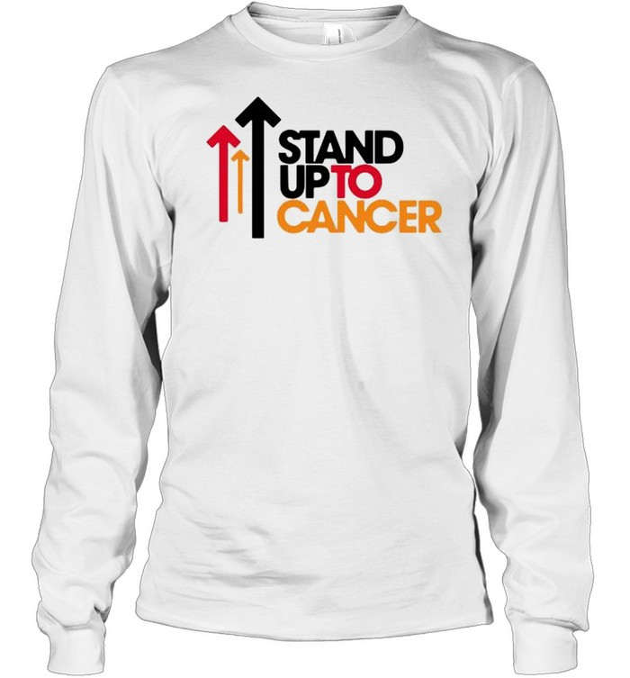 Stand Up To Cancer  Long Sleeved T-shirt