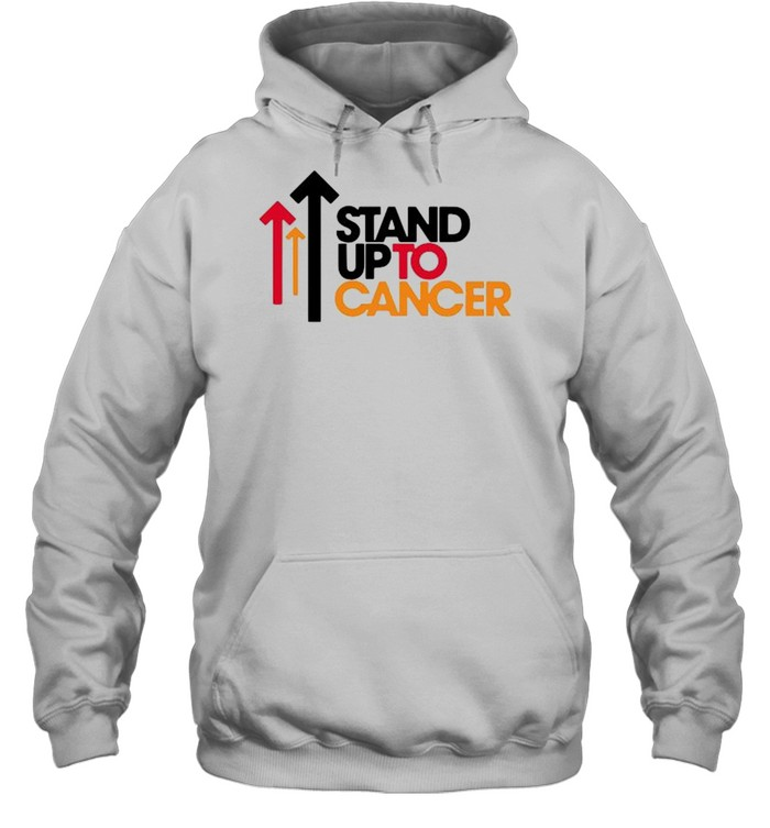 Stand Up To Cancer  Unisex Hoodie
