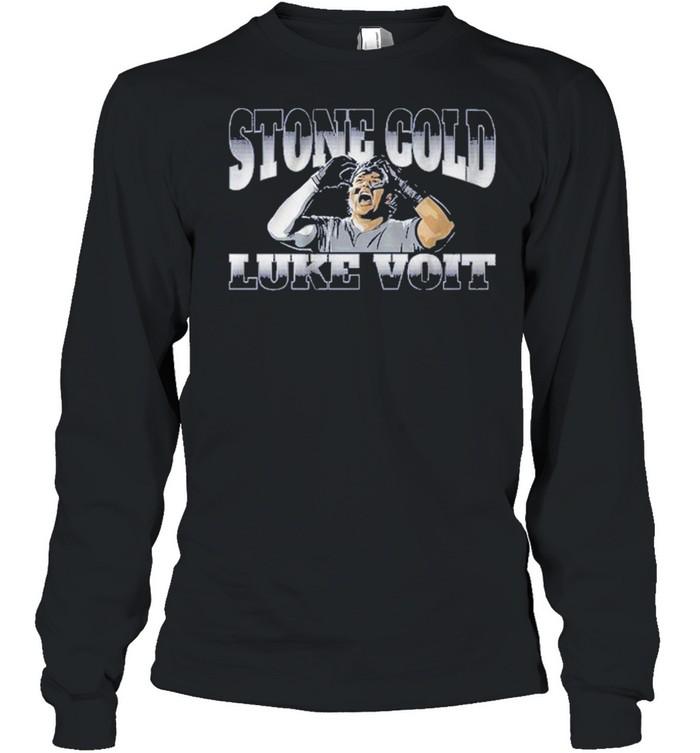 Stone Cold Luke Voit Tee  Long Sleeved T-shirt