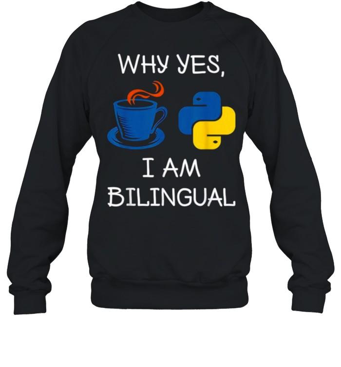 Programming For A Computer Programmer shirt Unisex Sweatshirt