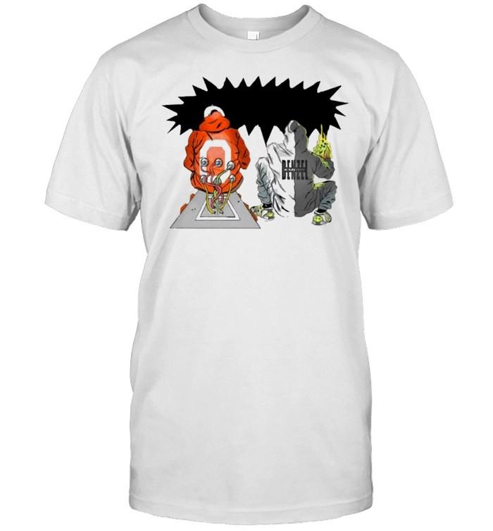 denzel curry merch kenny beats unlocked 1.5 shirt Classic Men's T-shirt
