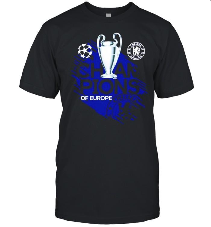 Chelsea UEFA UCL 2021 Champions shirt Classic Men's T-shirt