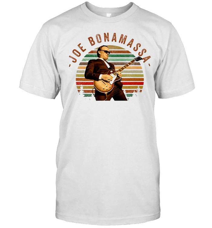 Joe Bonamassas Vintage Retro T-shirt