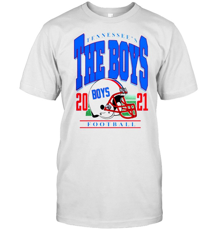 Tennessee's The Boys Football 2021 t-shirt