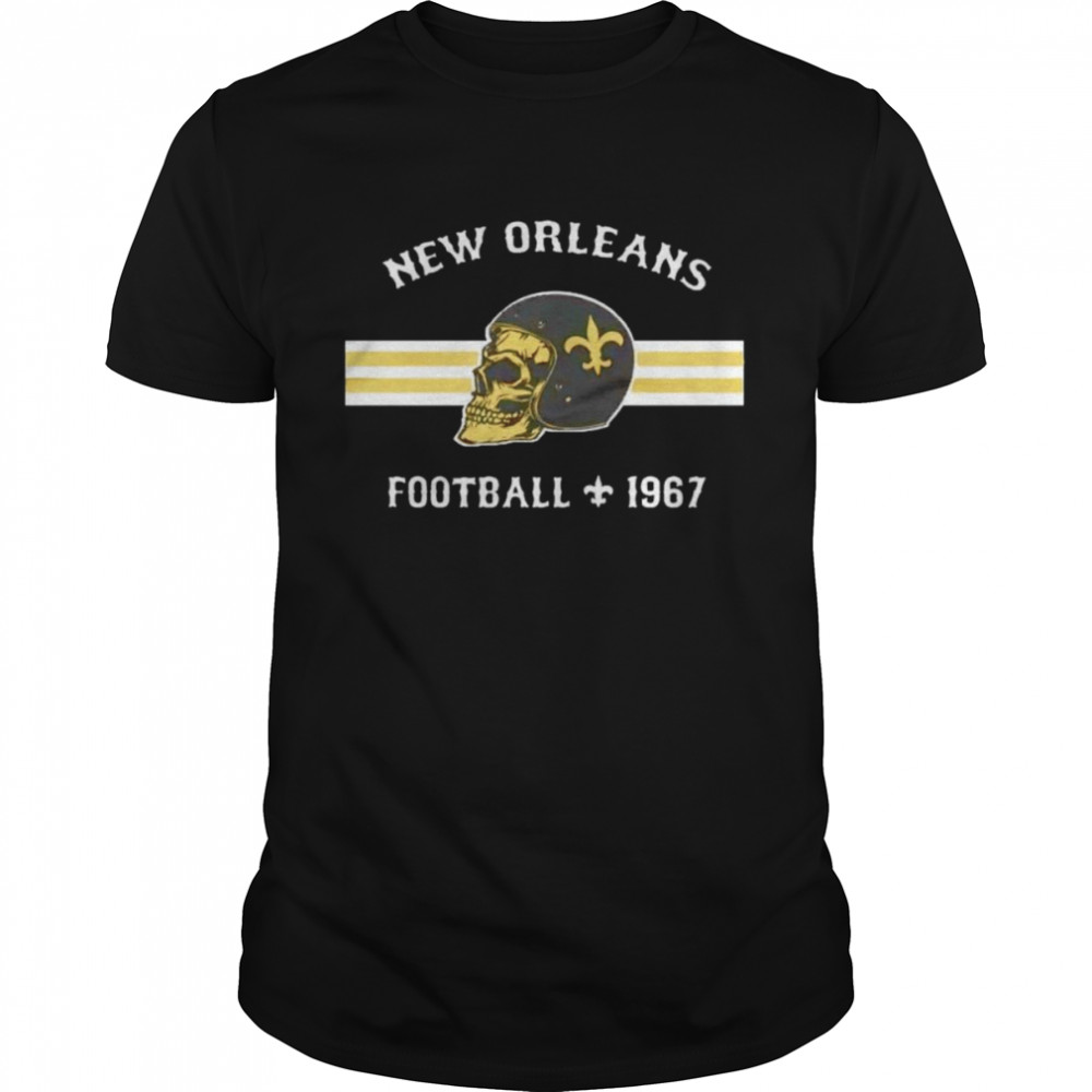 New Orleans Saints football 1967 shirt