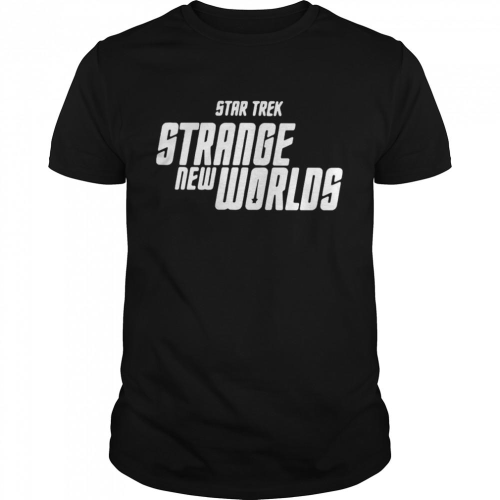 Star Trek Strange New Worlds T-shirt