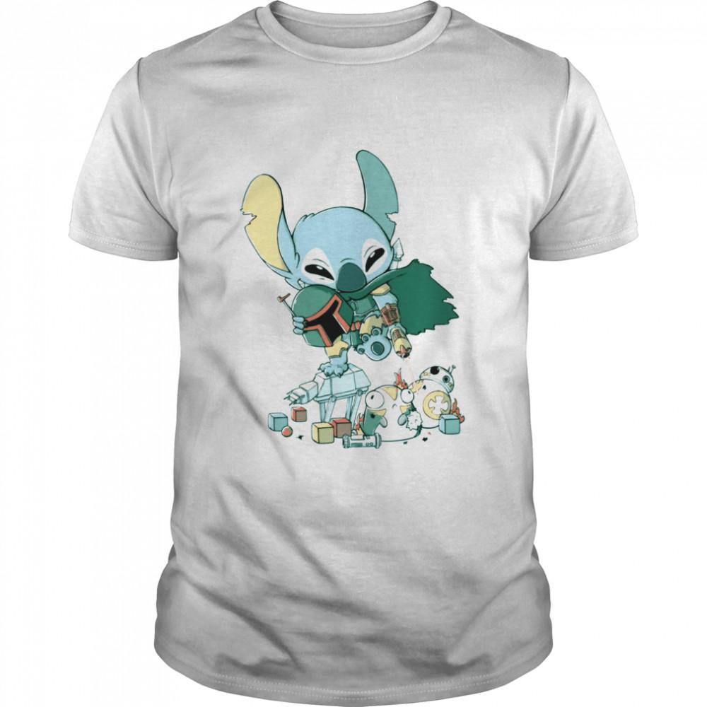 Boba And Stitch Shirt
