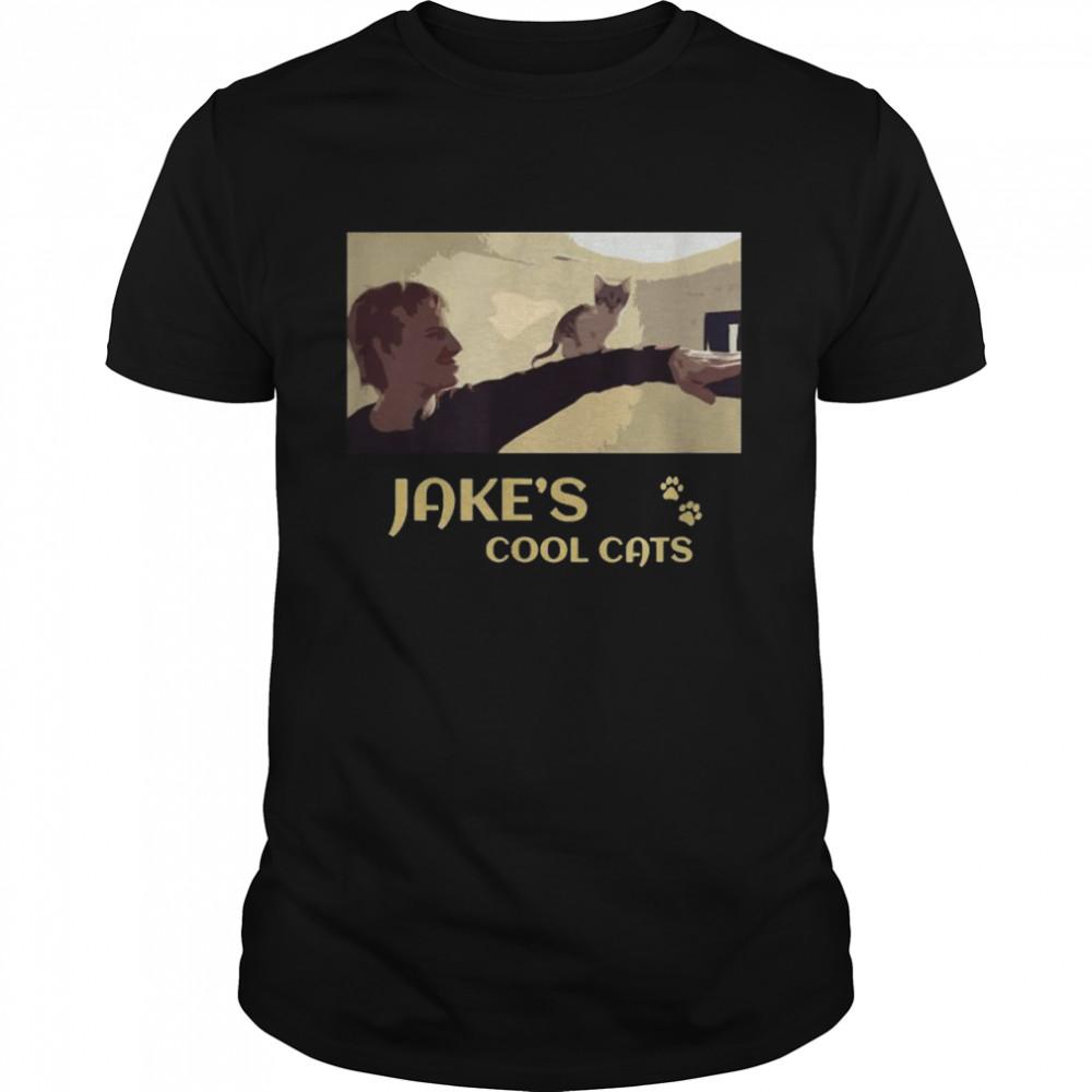 Jake's Cool Cats T-Shirt