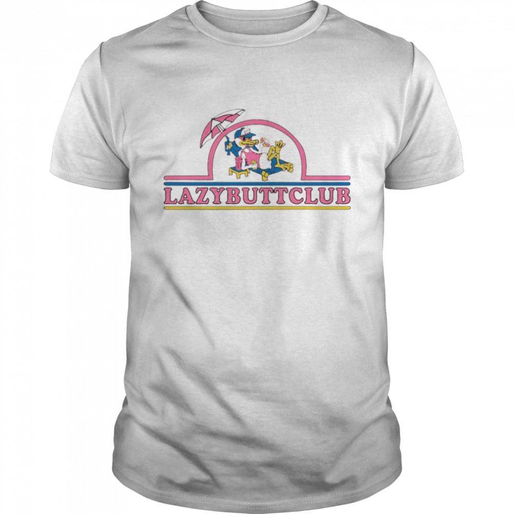 Donal Lazybuttclub shirt