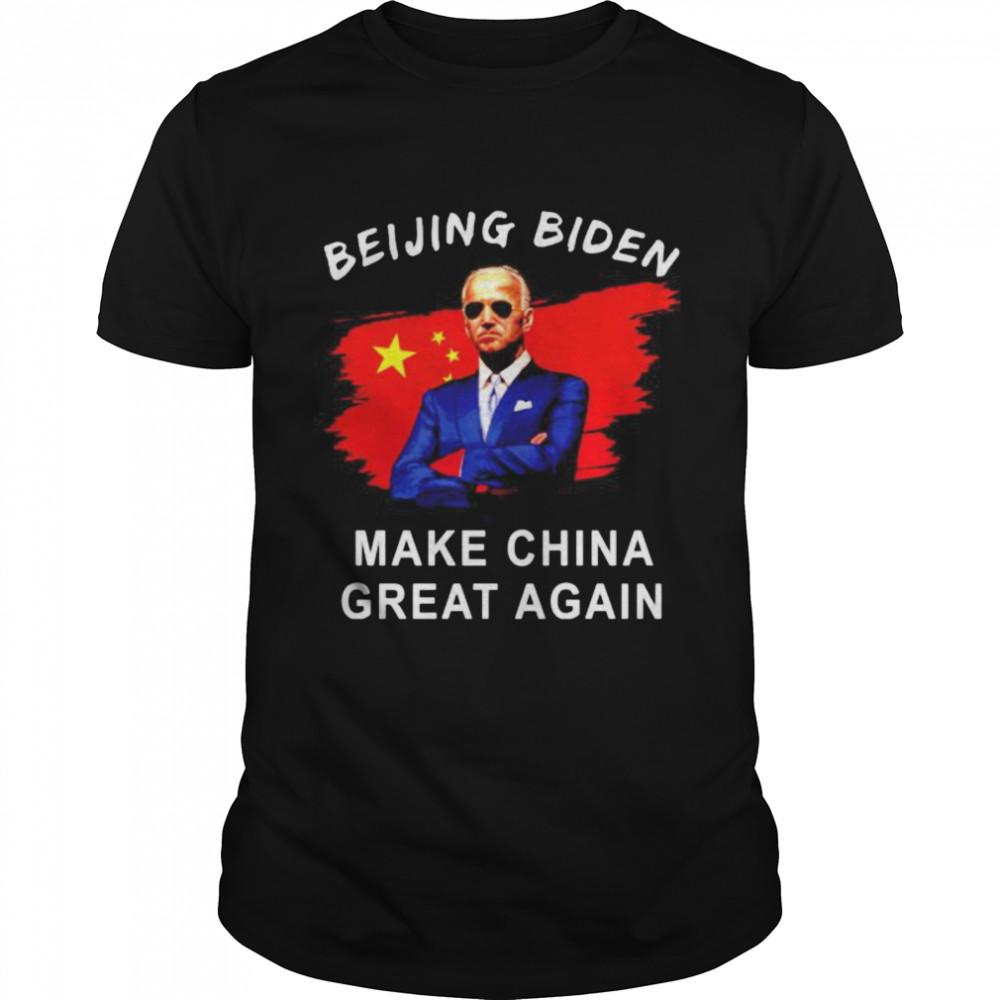 beijing Biden make China great again shirt